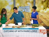 Food Styling for Mario Lopez and Avocados from Mexico on nbc Live and Bethenny Shows