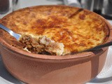 Moussaka + Memories of Greece
