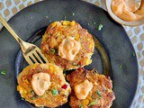 Spicy Crab Cakes w/ Creole Mayo
