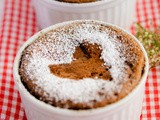 Special Valentine's Day : Chocolate Souffle