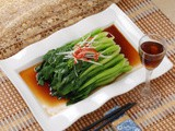 Broccoli Rabe With Oyster Sauce Recipe