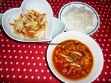 Cannellini Beans Curry (also known as White Kidney Beans)