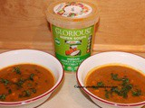 Indian Sweet Potato and Dall Glorious Soup Review
