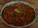 Rosecoco beans curry