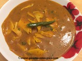 Tortilla Soup or Cheats recipe for Dall Dhokli