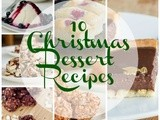 10 Christmas Dessert Recipes