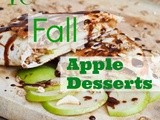 10 Fall Apple Desserts