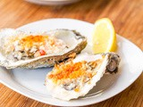 Boiled Oysters with Spicy Mayo Panko Sauce {Gluten-Free, Dairy-Free}