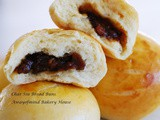 Char Siu Bread Buns 叉烧面包 (Chinese bbq Pork Buns) (65C Tangzhong Method)