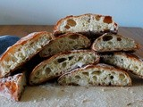 Ciabatta (Italian Slipper Bread)