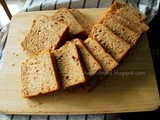 Cranberry Rye Bread (Overnight Sponge Dough Method)