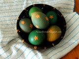 Easter Eggs and Brownies