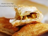 Easy Chicken Curry Puff