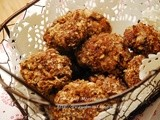 Fried Beef Meatballs (with bamboo shoot)