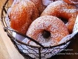 Super Soft Cinnamon Sugar Pumpkin Doughnuts 南瓜肉桂甜甜圈
