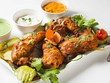 Chicken Boti Kebab