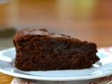 Five-Spice Chocolate Cake