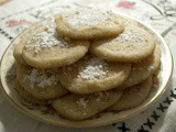 Lemon Ginger Cookies