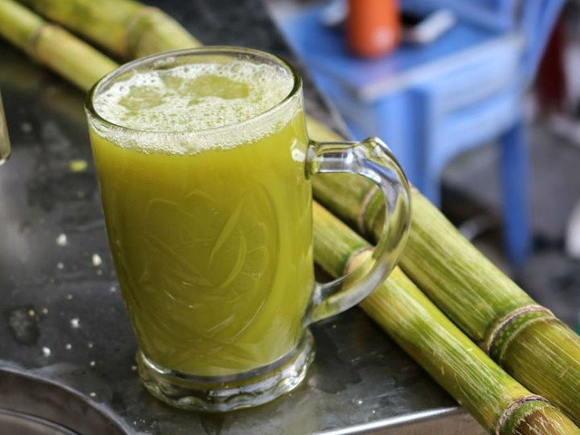 sugarcane juice soothes in summer