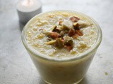 Apple Kheer | Apple Milk Pudding