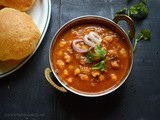Chana Masala | Restaurant Type Chole Masala