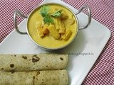 Creamy Gravy with Baby corn&Carrot | Side dish for Roti/Naan