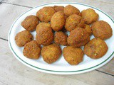 Falafel Recipe | Middle East street Food