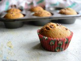 Healthy Cupcakes | Vanilla Cupcakes with Cane Sugar