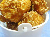 Kfc Style Chicken Popcorn | Easy Homemade Chicken Popcorn