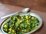 Murungai Keerai/ Moringa /Drumstick Leaves Thoran | Healthy Side Dish for Rice