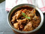 Nattu Kozhi Kuzhambu | Country Chicken curry without Coconut | Step by Step