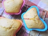 Orange Flavoured Tutti Fruitti Muffins-Eggless | Children's Day Special
