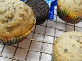 Oreo Cupcakes | Eggless & Butterless
