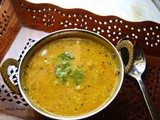 Yellow Pumpkin Dal Curry | Yellow Pumpkin Kootu