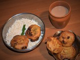 Aloor Chop / Potato Croquettes - a traditional Bengali evening snacks