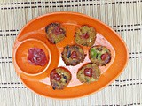 Bread cutlet - a healthy snacks