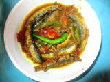 Sardine Curry with Methi