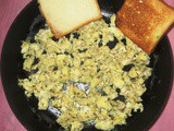 Scrambled Egg with Herbs