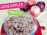 Apple crisp + [video]