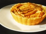 Apple Blog Hop: Cream Cheese Apple Tart