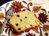 Blueberry Lime Bread #SundaySupper