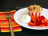 Muffin Monday: Strawberry Yogurt Muffins