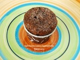 #MuffinMonday: Double Chocolate Cranberry Gingerbread Muffins