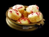#MuffinMonday: Strawberry Lemon Muffins