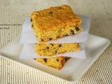 Oatmeal Raisin Cookie Bars