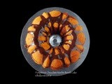 Pumpkin and Chocolate Marble Bundt Cake #BundtaMonth