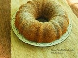 Spiced Pumpkin Bundt Cake