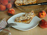 Ultimate Crumb Peach Pie