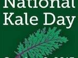 Happy National Kale Day