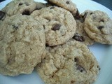 Low-Guilt Chocolate Chip Cookies